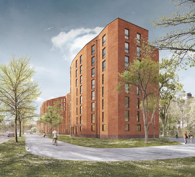 Baubeginn Für 438 Wohnungen In Neuperlach Süd Gewofag